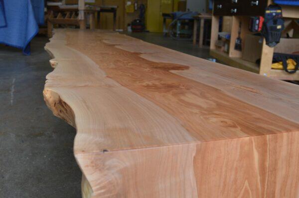 Cascade maple Bench