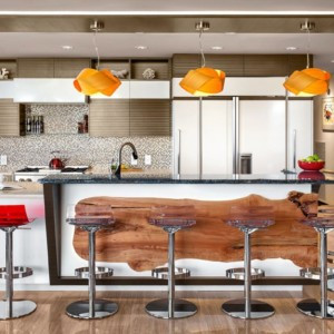kitchen island wrap around