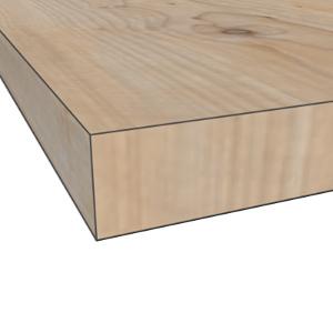 Straight Edge Oak